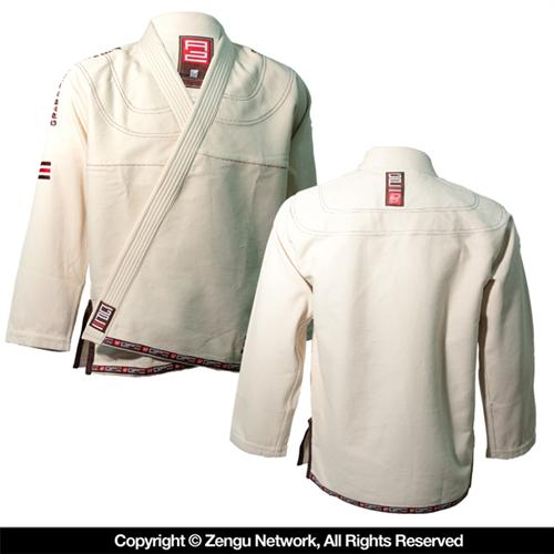 Grab and Pull Grab and Pull Elite Unbleached Jiu Jitsu Gi